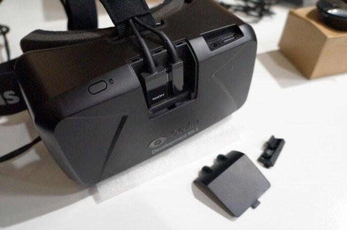 Первые впечатления от новой версии гарнитуры Oculus Rift