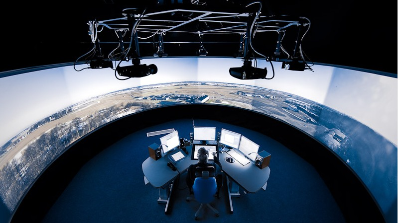 Удаленная диспетчерская Saab Remote Tower Center