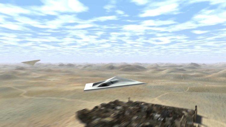 Самолет-трансформер