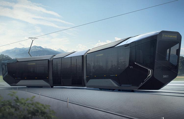 R1 - трамвай будущего