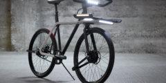 Умный велосипед Denny