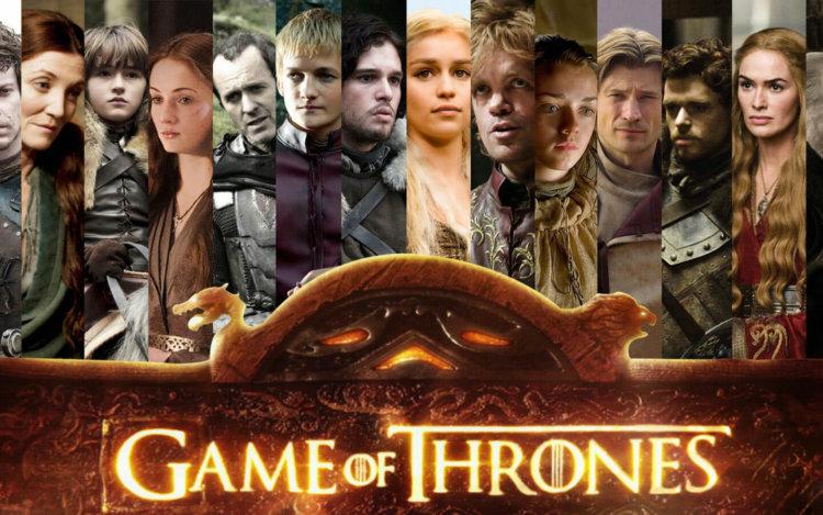 Как создавались спецэффекты к сериалу «Игра престолов»