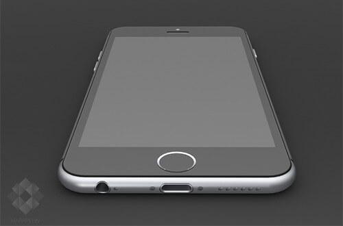 Макет iPhone 6