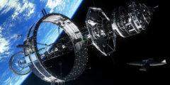Межзвездный космический корабль - концепт