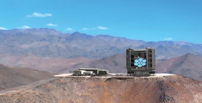 Пять телескопов, которые позволят совершить великие открытия в астрономии