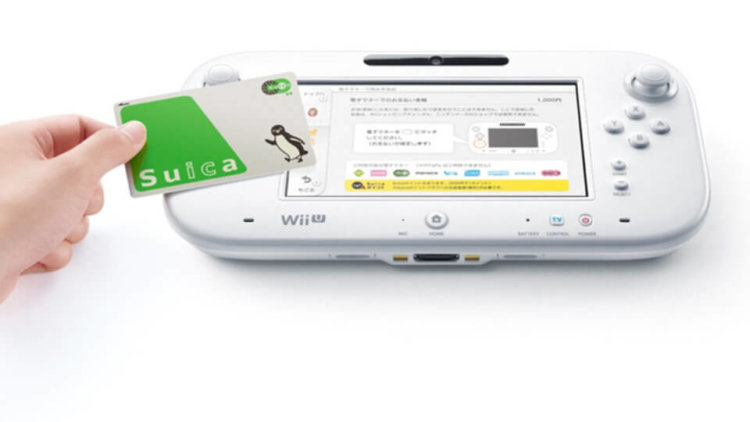 Японцы смогут покупать видеоигры с помощью NFC-карт