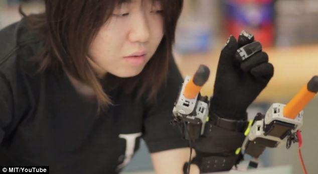 Robo-finger