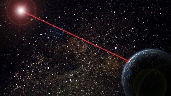 Космические лазеры