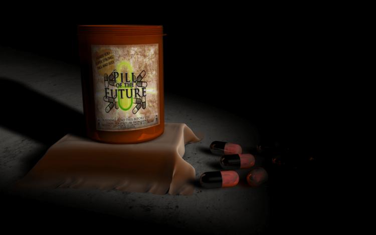 Таблетки будущего