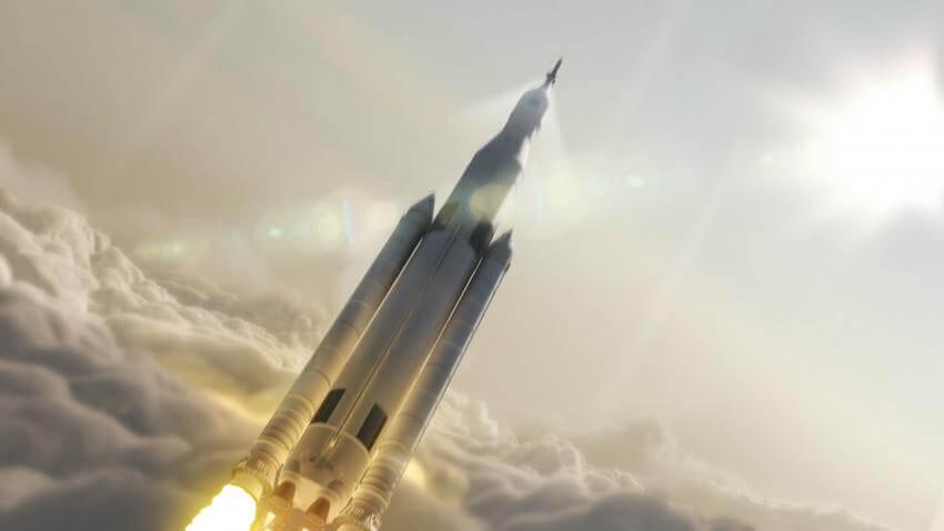 Мощнейшая ракета NASA SLS будет запущена в 2018 году