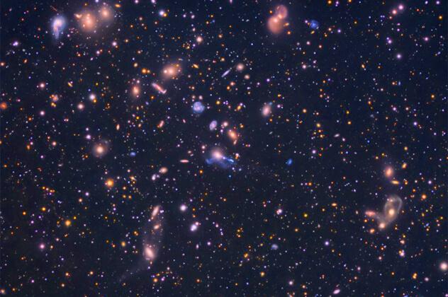 Миниатюрные галактики