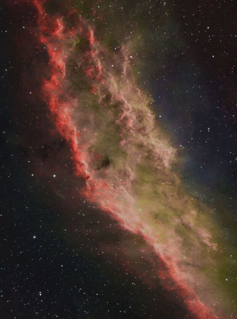 Молекулярное облако Персея