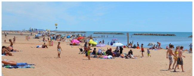 Солнцезащитный крем убивает морские организмы