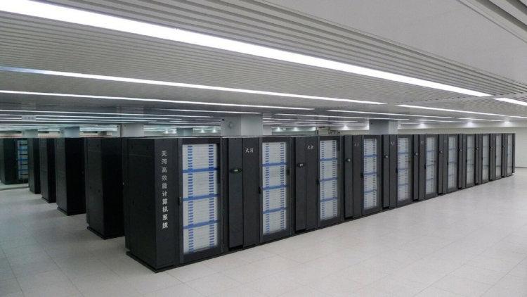 Суперкомпьютер Tianhe-1A