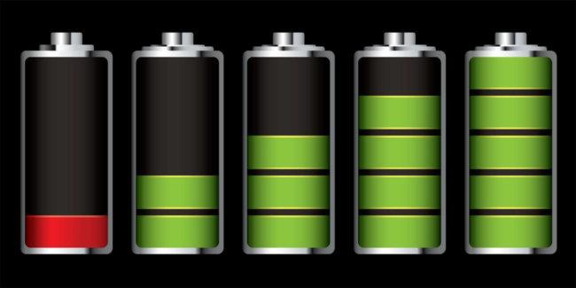 Зарядка аккумулятора от 0 до 100 за 26 секунд