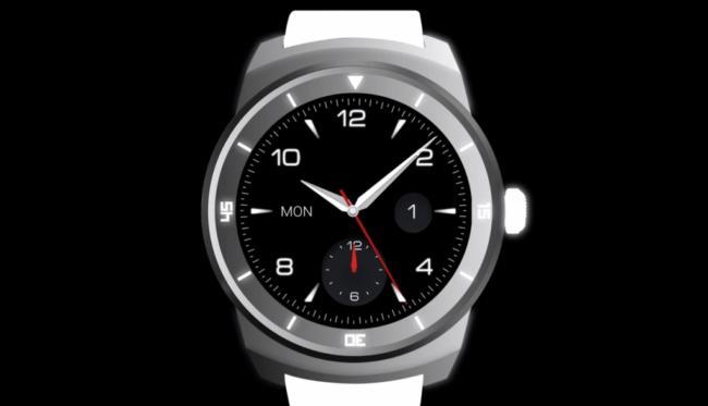 Компания LG готовится представить новую модель умных часов