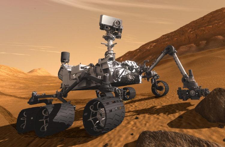 NASA запустит ровер на Марс в 2020 году