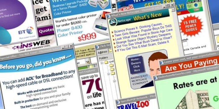 Человек, придумавший всплывающие окна с рекламой, сожалеет о своём изобретении