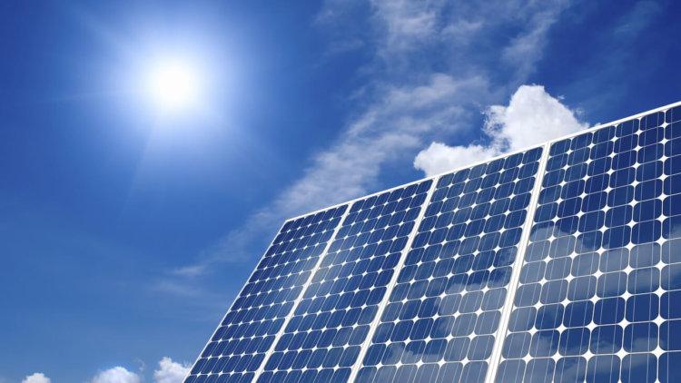Солнечные панели из перовскита