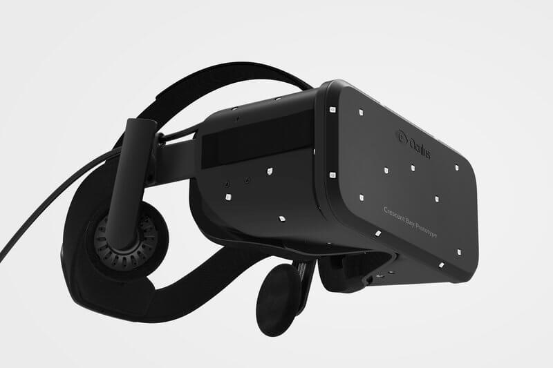 Третья версия гарнитуры Oculus Rift называется Crescent Bay