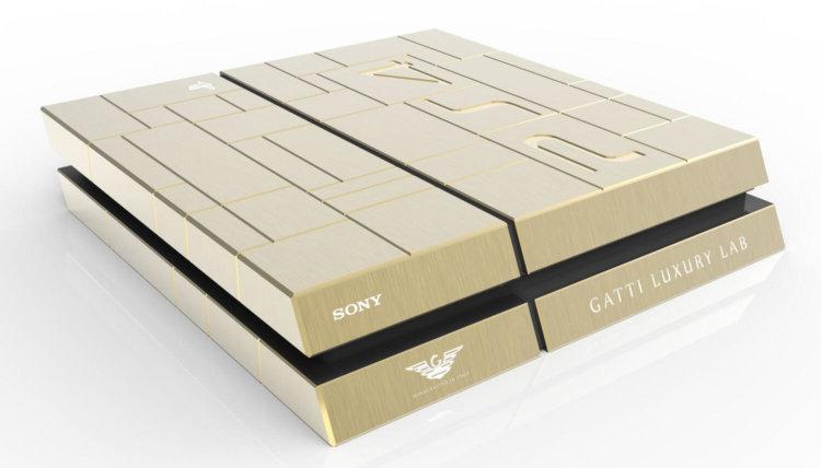 Не желаете приобрести золотую PlayStation 4 или Xbox One?