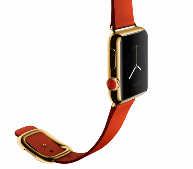 Watch Apple Watch can be worn on the right hand