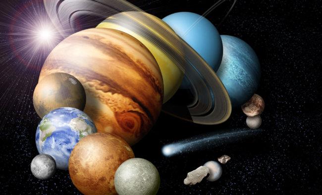 загадки сатурна
