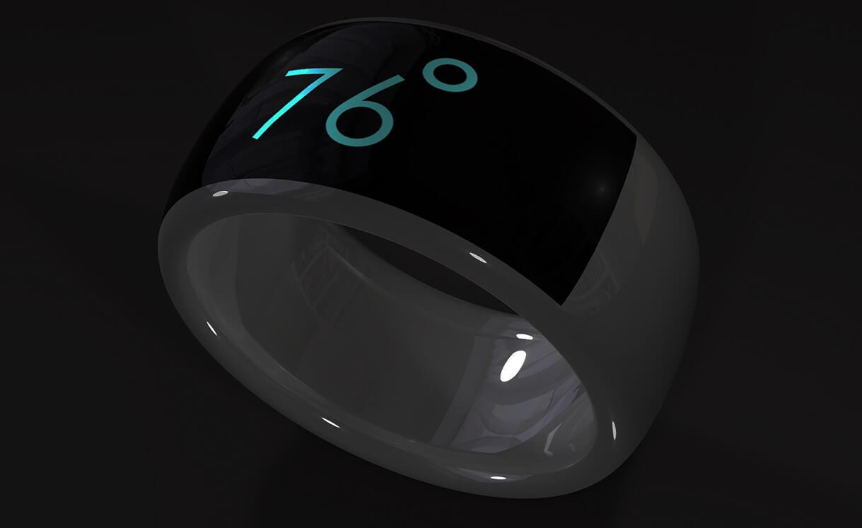 Clever ring Mota Smart Ring will go on sale in late 2014