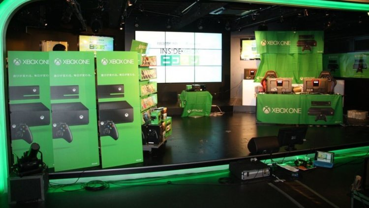 Японцы проигнорировали начало продаж Xbox One в Стране восходящего солнца