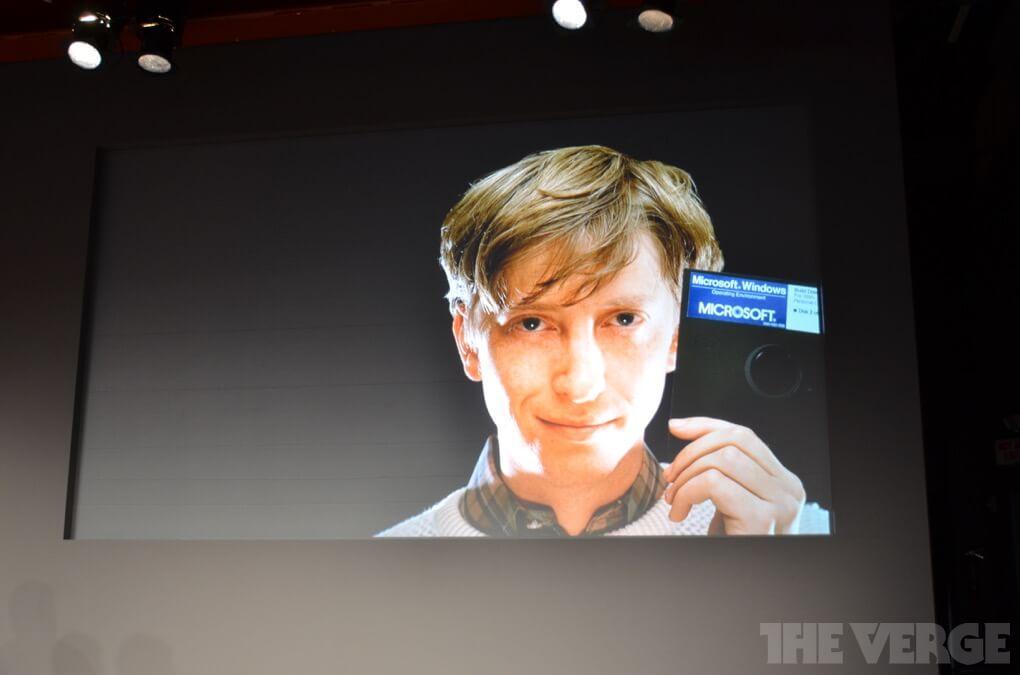 Презентация Windows 10 от Microsoft