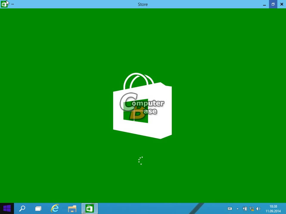 В Сеть попали скриншоты операционной системы Windows 9 Preview