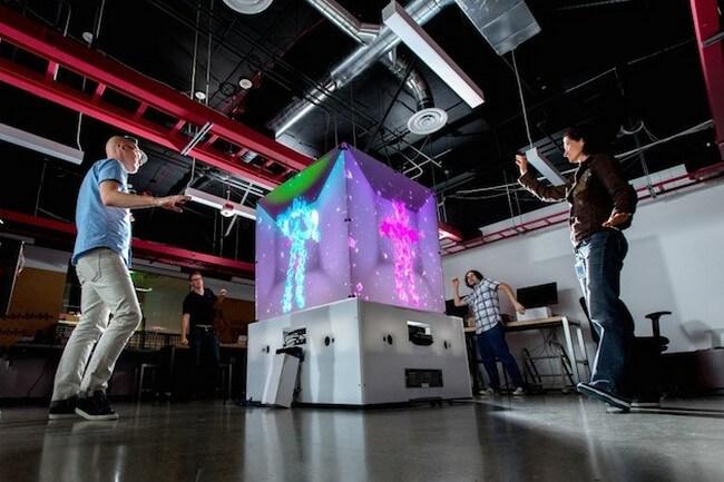 Виртуальный куб от Microsoft