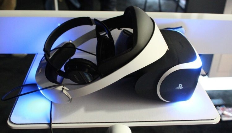 Гарнитура виртуальной реальности Project Morpheus от Sony готова на 85%