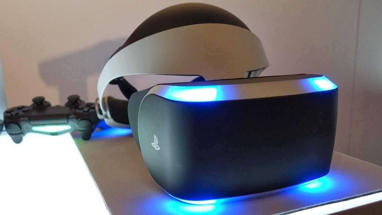 Sony анонсировала симулятор свиданий для гарнитуры Project Morpheus