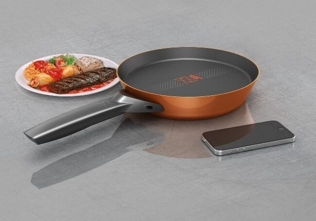 Умныая сковорода smartypan