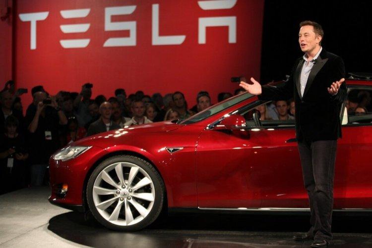 CEO Tesla Элон Маск
