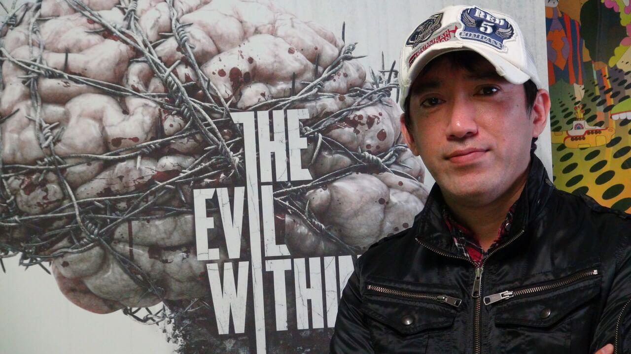 Синдзи Миками - отец игровой серии Resident Evil