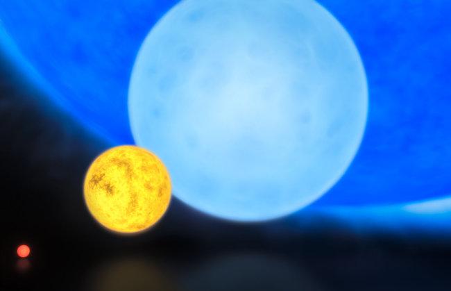 Сверхмассивные звезды