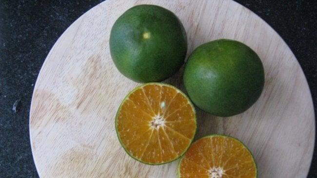 Зеленые апельсины