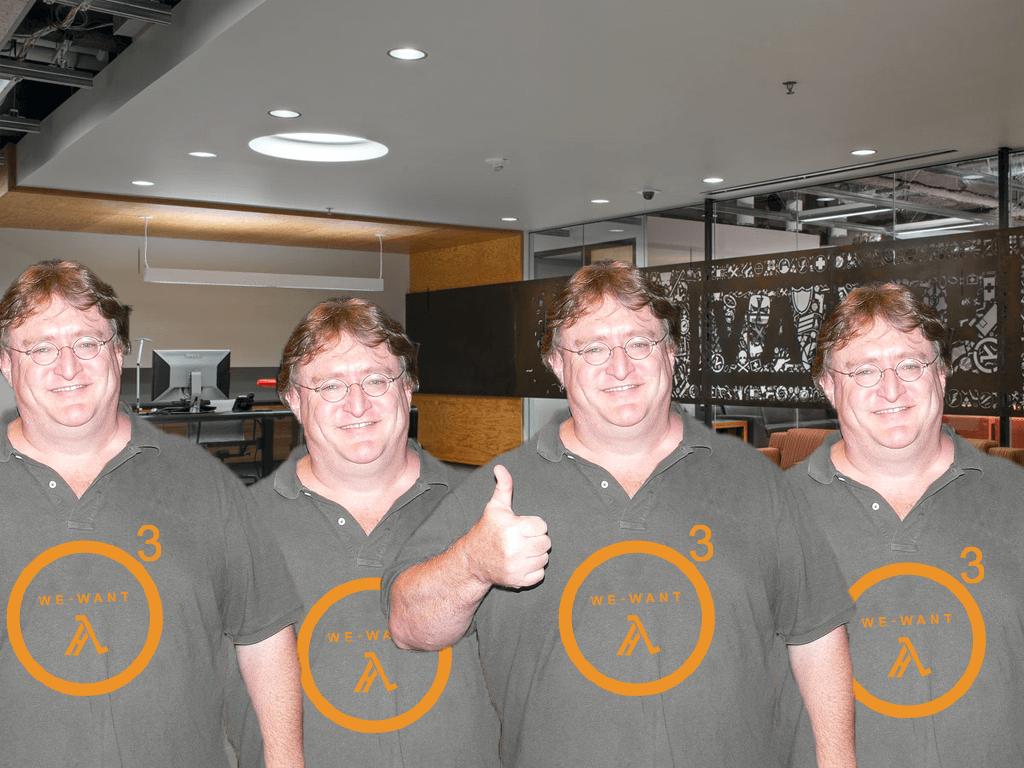 Фанаты решили штурмовать офис Valve, чтобы ускорить выпуск Half-Life 3