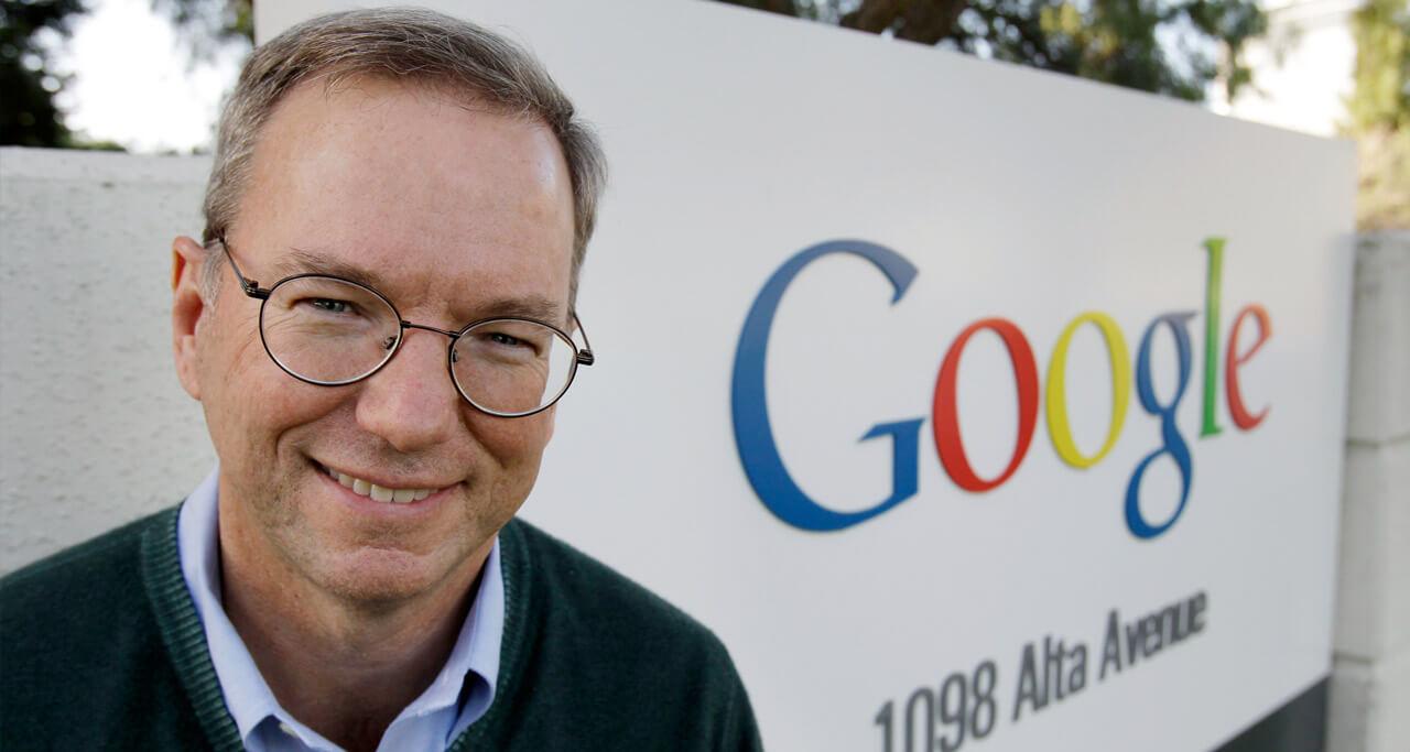 Эрик Шмидт признался, что Стив Джобс является его героем