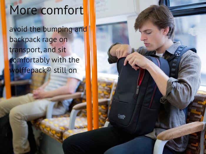 Удивительно удобный рюкзак-трансформер_large