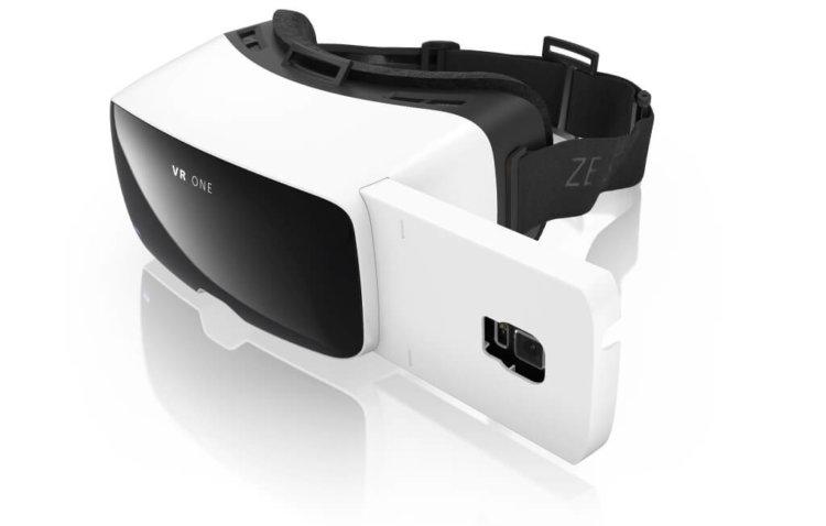 Шлем виртуально реальности Carl Zeiss VR One