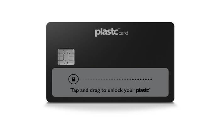 Компания Plastc хочет заменить весь ваш бумажник одной пластиковой картой