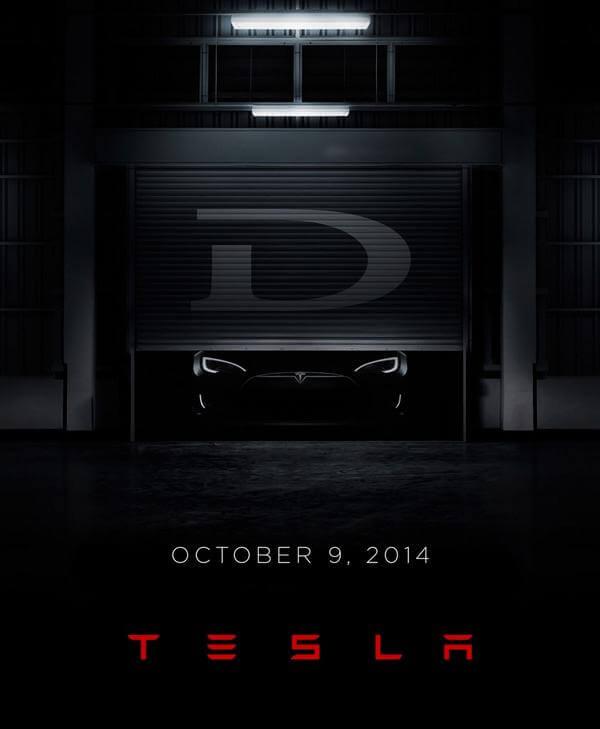Tesla teaser D
