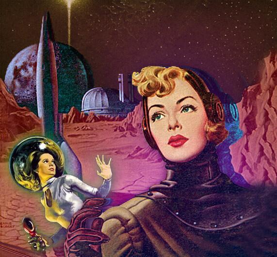Женщины на Марсе