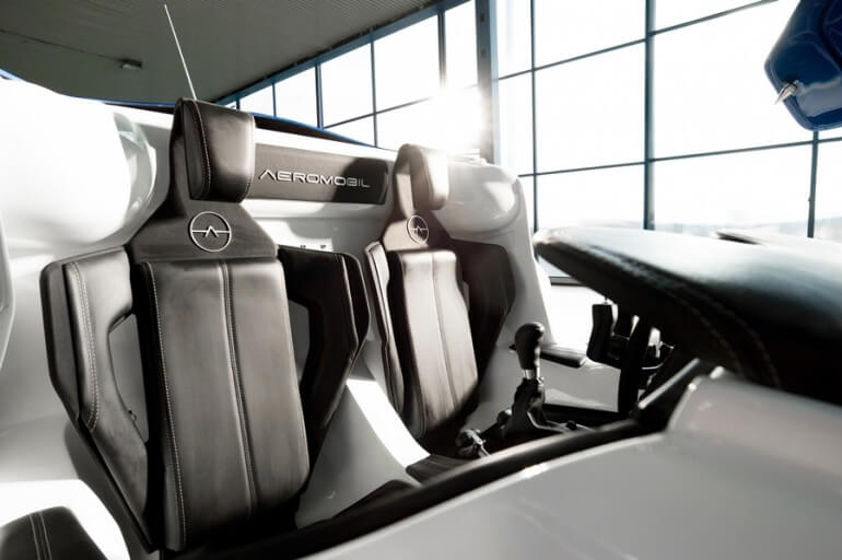 AeroMobil 3.0: ������� ��� ����� (����)