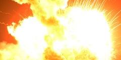 "Взрыв ракеты ""Антарес"""