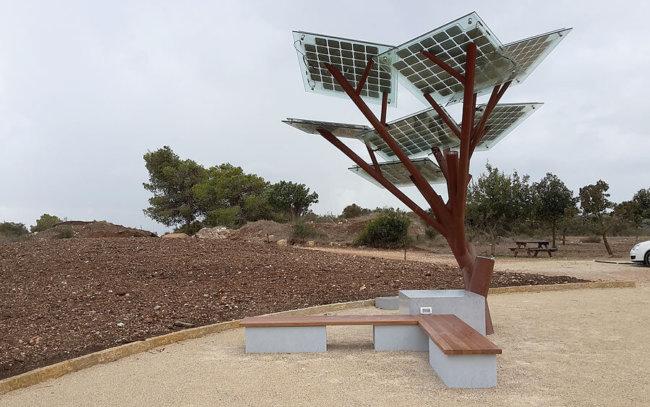 Электро-дерево eTree