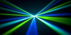 Реверсивный лазерный луч
